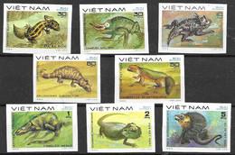 Vietnam Mint No Hinge (no Gum As Issued) IMPERF Set - Viêt-Nam