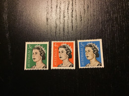 Australia Y&T 341/2A ** / MNH - Mint Stamps