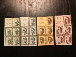 Australia Y&T 380/3 ** / MNH - Mint Stamps