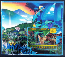 ONU Bureau De VIENNE                        BF 9                     1° JOUR              JUIN 1998 - Gebraucht