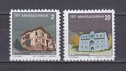 Macedonia 1995 Architecture MNH** - Macedonië