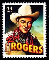 Etats-Unis / United States (Scott No.4447 - Roy Rogers) (o) - Gebraucht