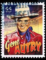 Etats-Unis / United States (Scott No.4447 - Gene Autry) (o) - Gebraucht