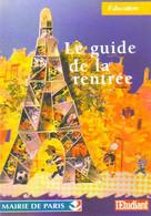 """Carte Postale """"Cart'Com"""" (1997) - Mairie De Paris (éducation) Le Guide De La Rentrée (Tour Eiffel) - Publicidad"""