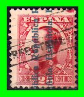 ESPAÑA.- ( II REPÚBLICA ESPAÑOLA ) -&- SELLOS AÑO 1931 ALFONSO XIII SOBRECARGADOS - 1931-50 Usati