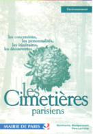 """Carte Postale """"Cart'Com"""" (1997) - Mairie De Paris (Environnement) Les Cimetières Parisiens - Publicidad"""