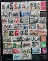 France 1957 Année Complète De 52 Timbres **TB Cote 111€ - 1950-1959