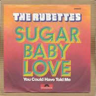 "7"" Single, The Rubettes - Sugar Baby Love - Disco, Pop"