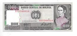*bolivia 1000 Pesos Bolivainos 1982  Km 167   Unc - Bolivia