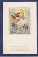 CPA Araignée Gnome Surréalisme - Insects