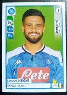 Figurina Calciatori 2020 Panini 2019-20 Lorenzo Insigne Napoli N 372 - Edizione Italiana