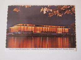 CPA USA Washington D.C. John F. Kennedy Center For Performing Arts - Washington DC