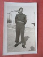 Real Photo Non Postcard-- Raf Regiment 52 Rifle Squardron. Palestine  Ref 5228 - Non Classificati