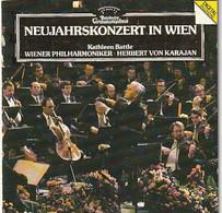 Cd NEUJAHRSKONZERT IN WIEN Herbert Von Karajan :  Etat: Très Très Bon : - Classica