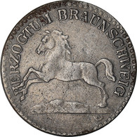 Monnaie, Allemagne, Hertzogtum Braunschweig, 10 Pfennig, 1918, TTB, Iron - Notgeld