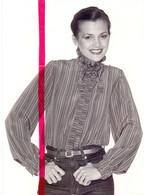 Foto Persfoto Photo - Mode Lady Di Effekt - Blouse Philippe Summer - Photo JM Scialom - 1981 - Non Classificati