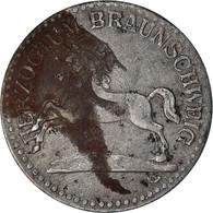 Monnaie, Allemagne, Hertzogtum Braunschweig, 10 Pfennig, 1920, TTB, Iron - Notgeld