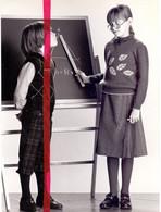 Foto Persfoto Photo - Mode Terug Naar School - Pub Reclame Kickers - Ca 1981 - Non Classificati