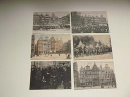Beau Lot De 60 Cartes Postales De Belgique  Bruxelles    Mooi Lot Van 60 Postkaarten Van België  Brussel - 5 - 99 Karten
