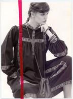 Foto Persfoto Photo - Mode Jurk Jupe - Roshafi Bij Salima - 1981 - Non Classificati