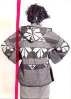 Foto Persfoto Photo - Mode - Breigoed Ilaria Sportswear - Montgomery Milaan  - 1981 - Non Classificati