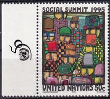UNO NEW YORK 1995 Mi-Nr. 680 ** MNH - Ungebraucht