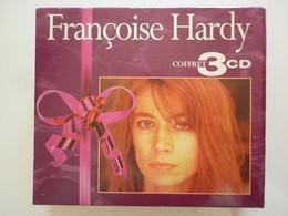 Françoise Hardy Coffret 3 Cd Gin Tonic / Star / J'écoute La Musique Saoule - Non Classificati