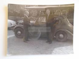 D185028  Old Photo  -  Old Car  Oldtimer Ca 1950-60's - Automobili