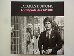 Jacques Dutronc Coffret 13 Cd L' Intégrale Des EP Vogue - Non Classificati