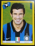 Figurina Calciatori 2008 Panini 2007-08 Luís Figo Inter N 163 - Edizione Italiana