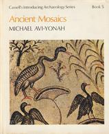 Ancient Mosaics - Michael Avi-Yonah - Antike