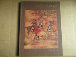 "Horizon / January 1961 ""volume 3"" - Altri"
