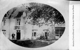 036 038 - CPA - Belgique - Moulins - Face De L'Hôtel De La Roche - Yvoir