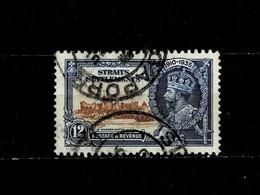 11627- Straits Settlements, Malaya, British Colonies Scott 215 Used - Straits Settlements