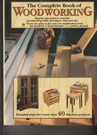 The Complete Book Of Woodworking - Non Classificati