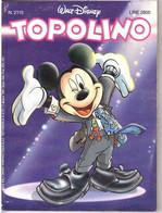 TOPOLINO N°2115 - Disney