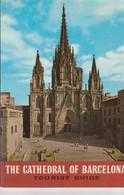 The Cathedral Of Barcelona  - Angel Fabrega-Grau - Architettura