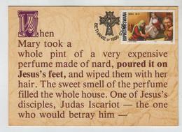 Chrétien Marie Madeleine Lave Les Pieds De Jésus Bophutnatswana  Bethanie 6 Mars 1986 - Cristianesimo