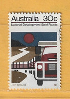 Timbre Australie N° 493 - Used Stamps