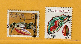 Timbre Australie N° 500 - 504 - Used Stamps