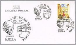 V Centenario Nacimiento SAN IGNACIO DE LOYOLA. Loiola, Guipuzcoa, Pais Vasco, 1991 - Cristianesimo