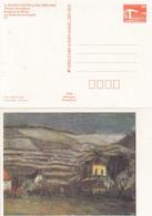 DPP 18/44**  X. Kunstausstellung Der DDR - Theodor Rosenbauer - Radebeul Im Winter Mit Wackerbarth-Kapelle - Privatpostkarten - Ungebraucht