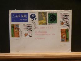 95/739  LETTRE AUSREALIE 1975 - Covers & Documents