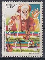 BRAZIL 2206,unused - Musica