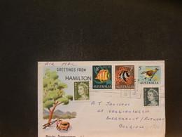 95/744 LETTRE   AUSTRALIE POUR LA BELG. - Covers & Documents
