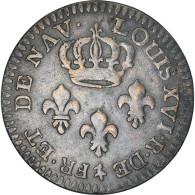 Monnaie, FRENCH GUIANA, 2 Sous, 1789, Paris, TB+, Billon, KM:1, Lecompte:20 - Kolonien
