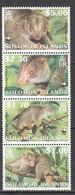 N971 SOLOMON ISLANDS WWF FAUNA ANIMALS GREY CUSCUS 1SET MNH - Unused Stamps