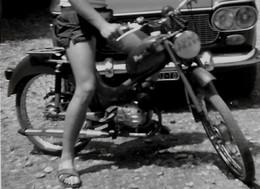 Moto à Identifier - Scooter ??? CURIOSITE' LUNA PARK - Automobili