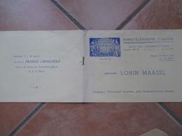 NAPOLI 1959 Sala Conservatorio Ass. ALESSANDRO SCARLATTI  Direttore LORIN MAAZEL - Programmi
