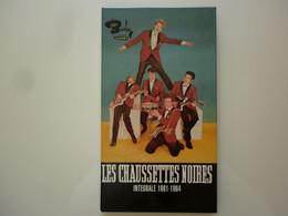 Les Chaussettes Noires Long Box 3 Cd Album Les Chaussettes Noires Intégrale 1961 1964 - Non Classificati